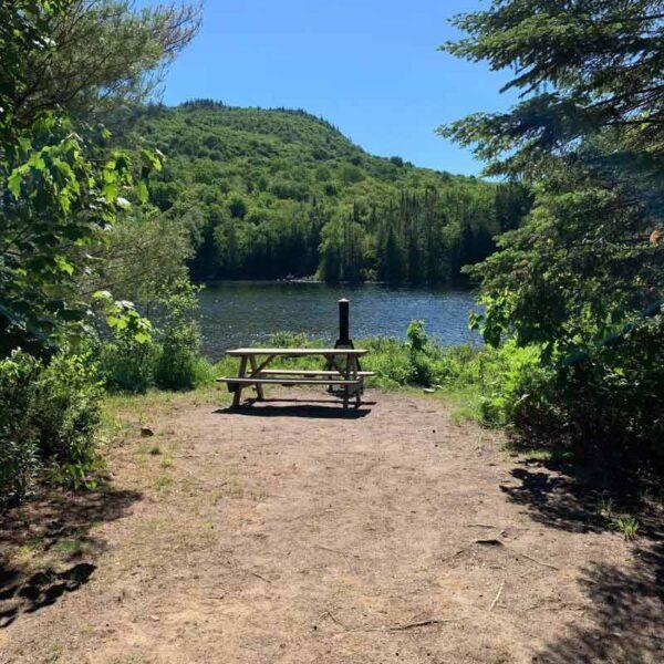 Interval - Terrain de camping #9